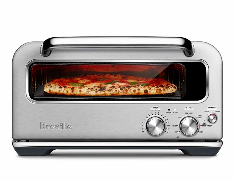 Breville's Smart Oven Pizzaiolo Brings the Heat for Perfect Pies at werd.com