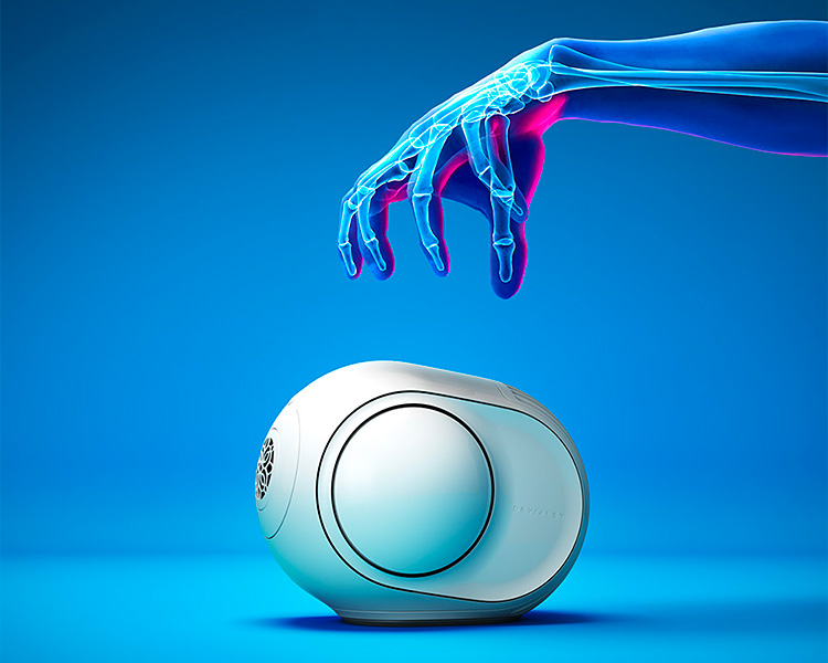 Devialet Introduces a Powerful New Phantom Speaker in a Smaller Package at werd.com