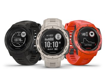 Garmin's Instinct Smartwatch: Lots of Bang for the Buck