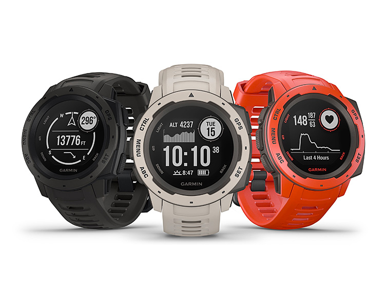 Garmin's Instinct Smartwatch: Lots of Bang for the Buck at werd.com