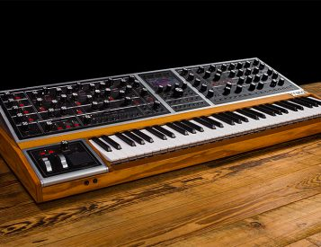 Analog Awesome: The Moog One Polysynth