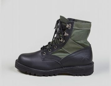 Nigel Cabourn & Danner Partner Up for a Modern Jungle Boot