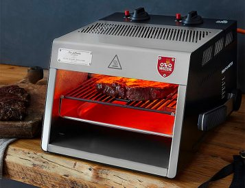 Otto Wilde Teams Up with the King of Meat to Create the Ultimate Steak Grill