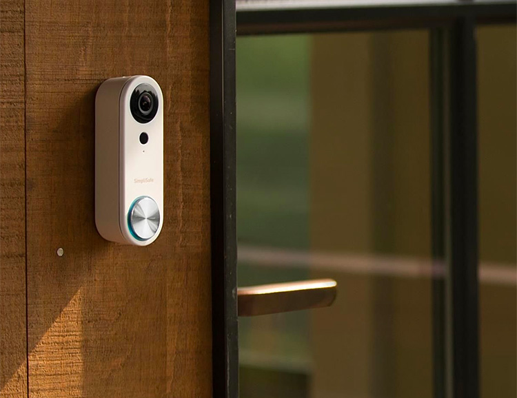 Simplisafe Introduces Video Doorbell Pro at werd.com