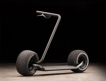 The Stator Scooter Looks Like a Sweet Ride