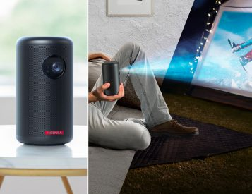 This Android HD Projector Turns Any Wall Into a Cinema Screen