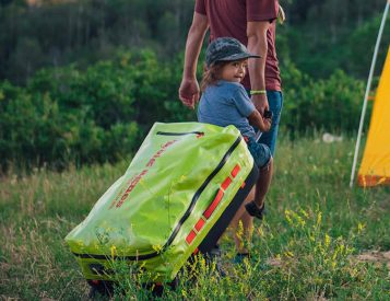 The Stagecoach Duffle from Big Agnes is Built for Adventure