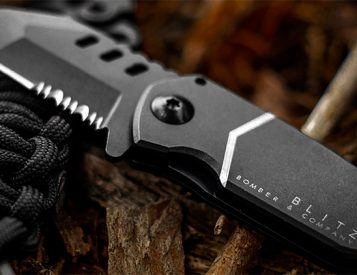 Bomber & Co Introduces Crowd-Designed Knife