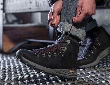 Danner Heats Up The Season with the Weatherized Collection