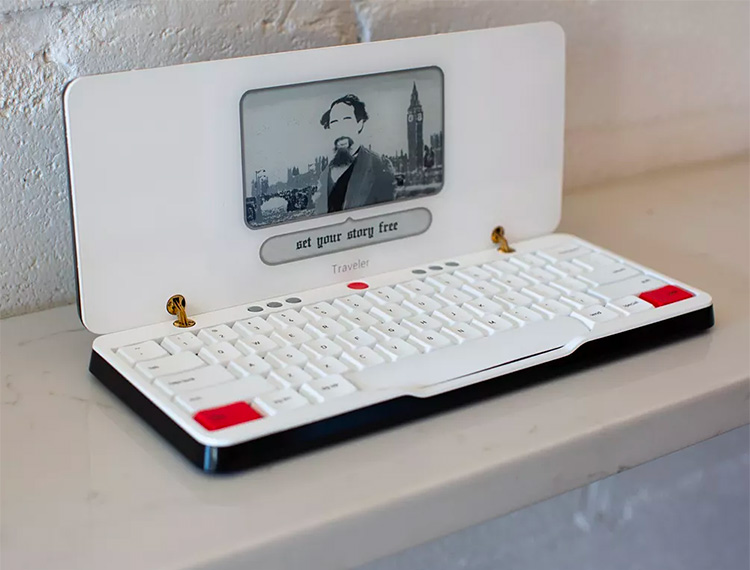 This Little Laptop is Purpose-Built for Writing at werd.com