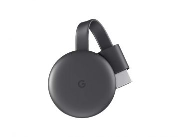Google's Chromecast Streaming Device Gets a New Look