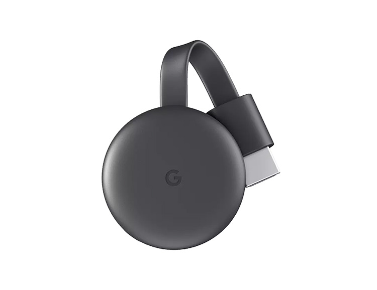 Google's Chromecast Streaming Device Gets a New Look at werd.com