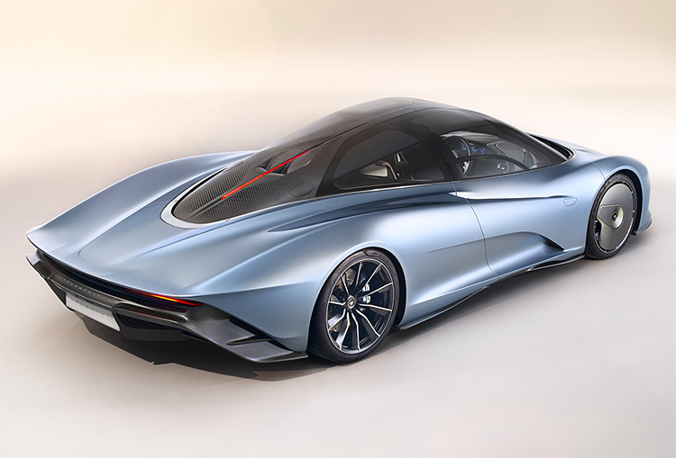 McLaren Unveils 1000+ Horsepower Speedtail for 2019 at werd.com