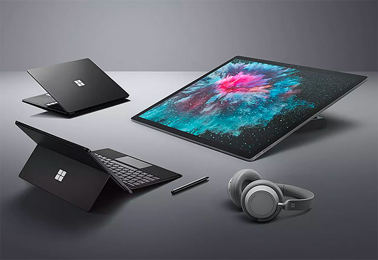 Microsoft Went Big To Upgrade Their Surface Lineup at werd.com