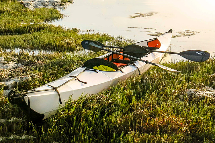 Oru Introduces a Foldable Kayak for Two at werd.com
