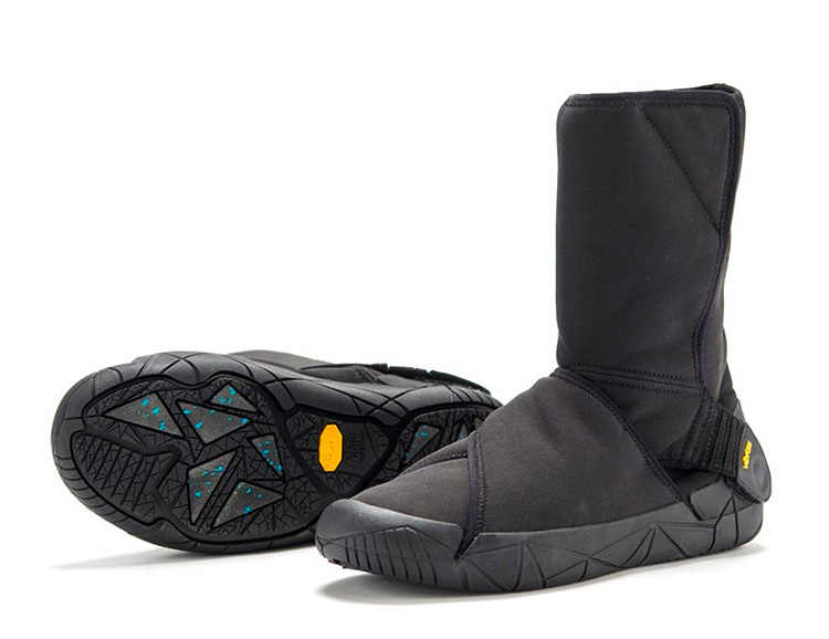 This Waterproof Vibram Boot is Ready for Shoveling Season at werd.com