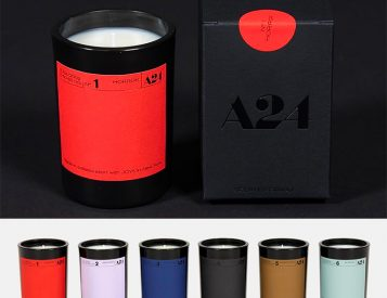 Get Yourself In the Mood for Movies with a Cinema-Inspired Candle