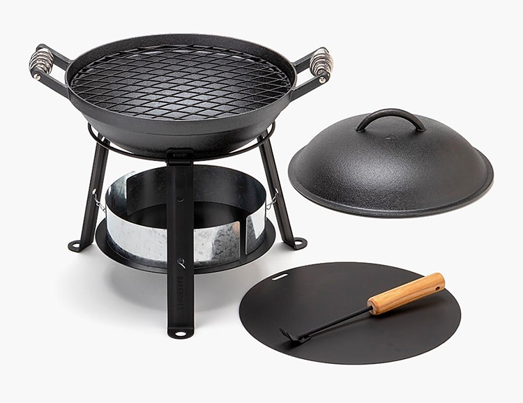 This Versatile Grill Can Cook It All Outdoors at werd.com