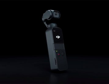 DJI's Osmo Pocket Will Turn You Into a Gimbal God