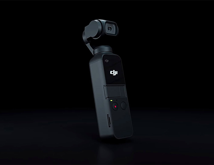 DJI's Osmo Pocket Will Turn You Into a Gimbal God at werd.com