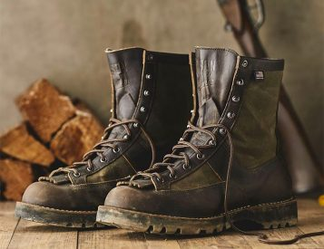 Filson & Danner Got Together & Made a Badass Boot