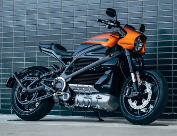 Harley-Davidson Introduces LiveWire Electric Motorcycle