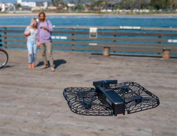 The Hover Foldable Drone Just Got A Lot Better
