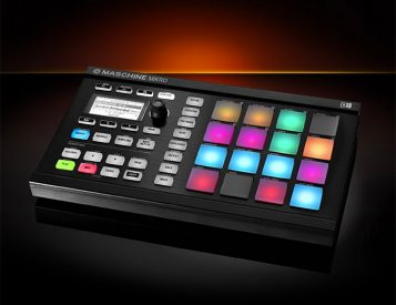 Plug In & Make Music with the Maschine Mikro
