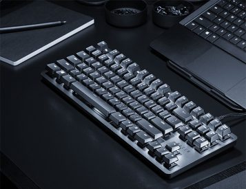 Razer Introduces BlackWidow Lite Work+Gaming Keyboard