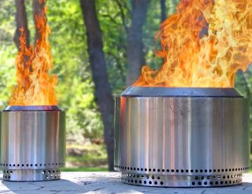 Solo Stove Offers Two New Sizes of Their Award-Winning Firepit