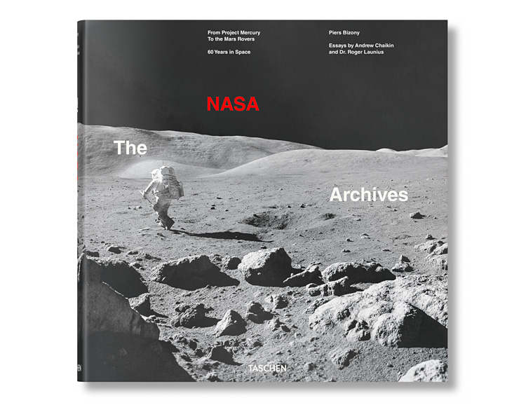 The NASA Archives: 60 Years In Space at werd.com