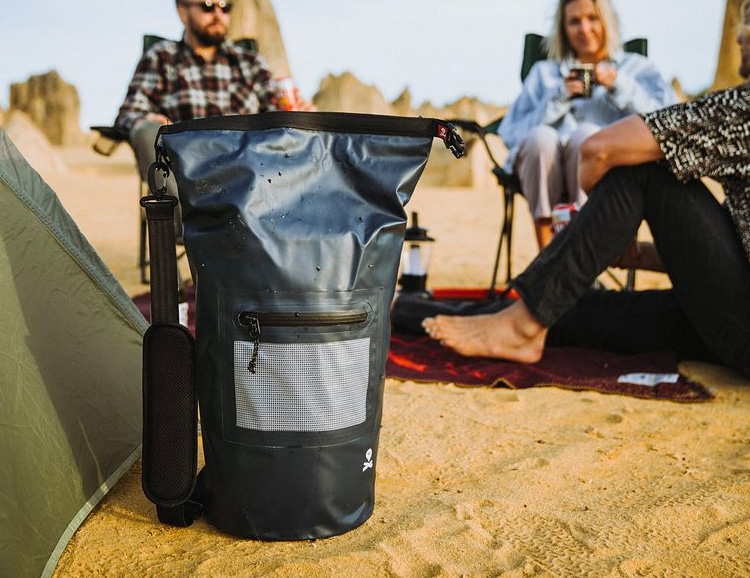 With This Cool Bag, Beers & Beverages Are Good To Go at werd.com