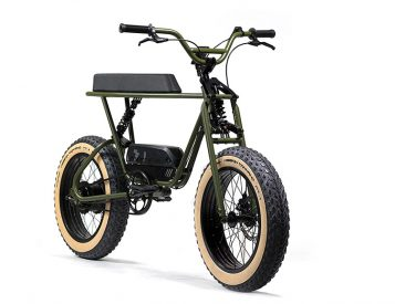 Coast Introduces Dirtbike-Inspired Buzzraw X Line Of Electric Bikes