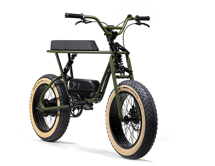 Coast Introduces Dirtbike-Inspired Buzzraw X Line Of Electric Bikes at werd.com
