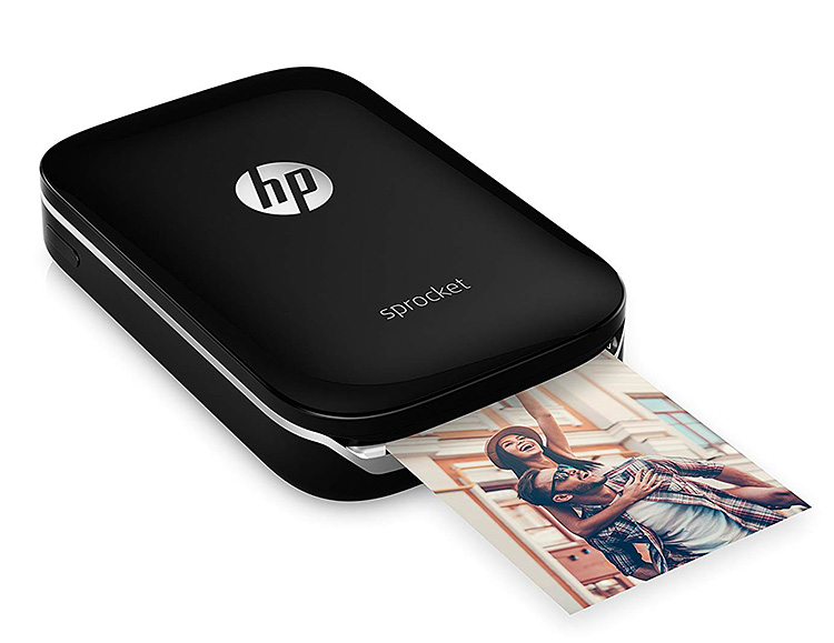 HP's Sprocket Instantly Prints Your Phone Photos at werd.com