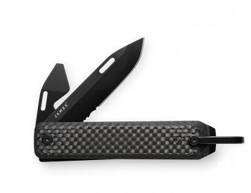 This Murdered Out Knife from James Brand is Selling Out Fast