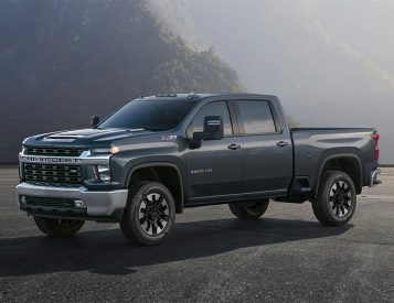 Chevy Bulks Up Their 2020 Silverado HD Trucks
