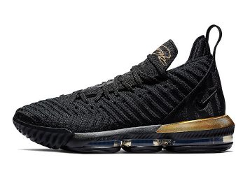 Nike Drops a New LeBron 16 Colorway Just In Time for the Holidays