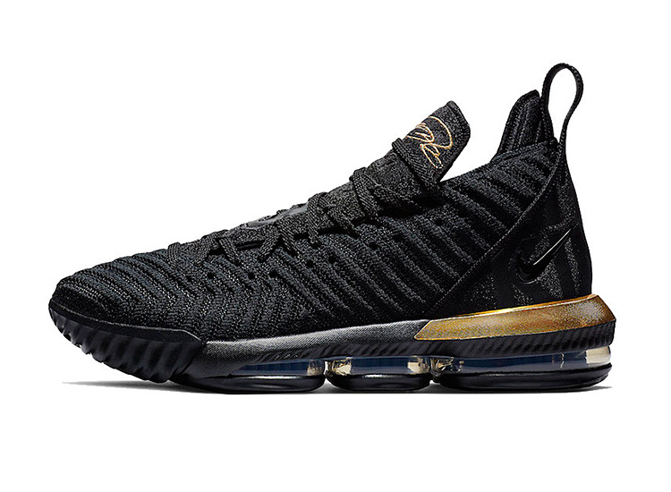 Nike Drops a New LeBron 16 Colorway Just In Time for the Holidays at werd.com