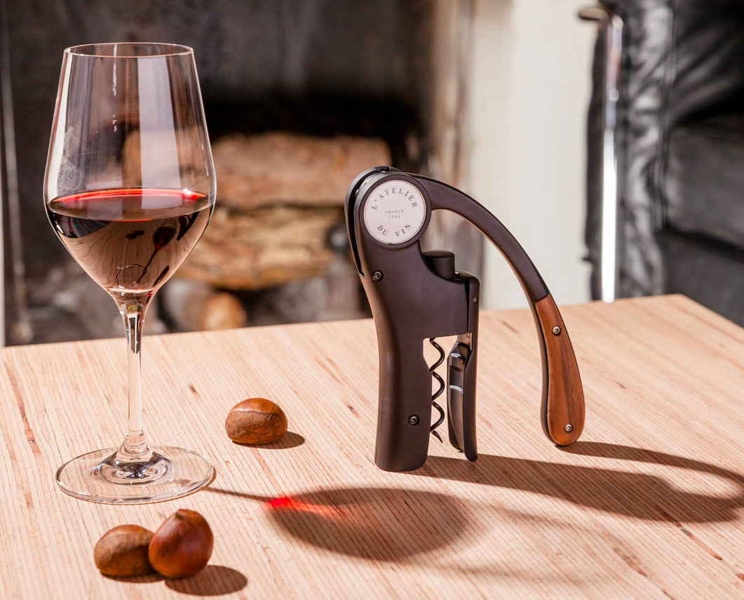 L'Atelier du Vin Created The Ultimate Tool To Get You Through The Holidays at werd.com
