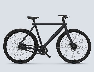 VanMoof E-Bikes Deliver Effortless Speed & Built-In Security