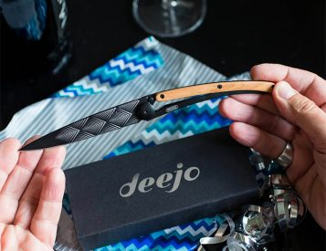 Deejo Knives Let You Customize Your Every Day Carry