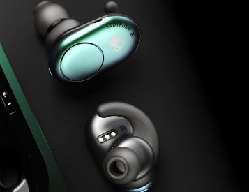 Skullcandy Introduces Push Wireless Earbuds