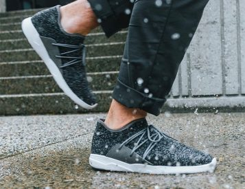 This Winter, We Want Waterproof Kicks