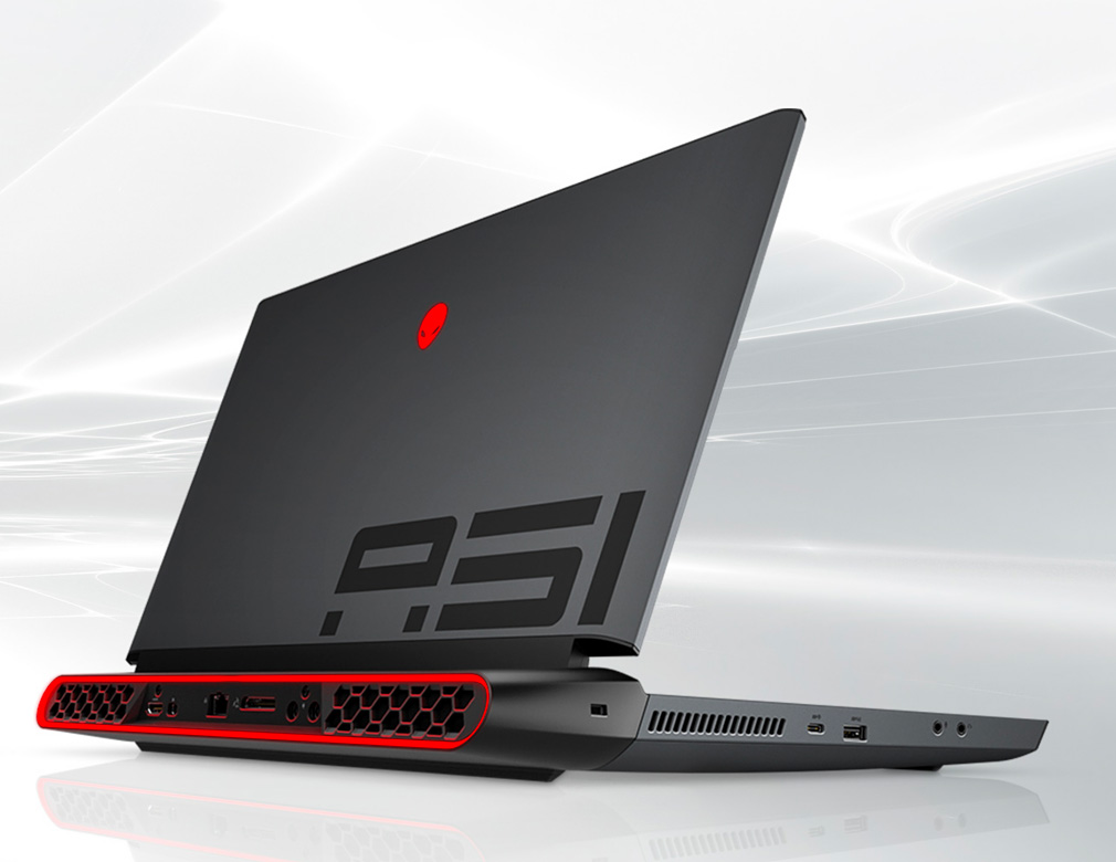 Alienware's Area 51-M Laptop is Purpose-Built for Serious Gamers at werd.com