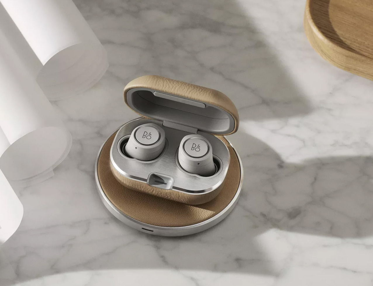 Bang & Olufsen's Beoplay E8 Earbuds Got a Fast-Charge Upgrade at werd.com