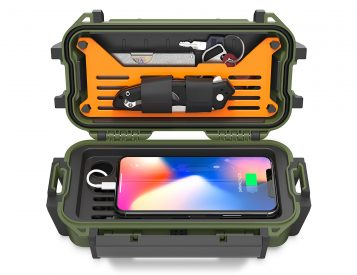 Pelican RUCK Cases Keep Accessories Organized & Protected from the Elements