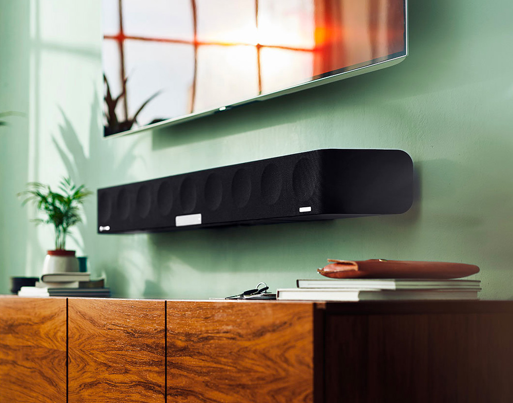 Sennheiser's AMBEO Soundbar Boasts 3D Audio Technology at werd.com