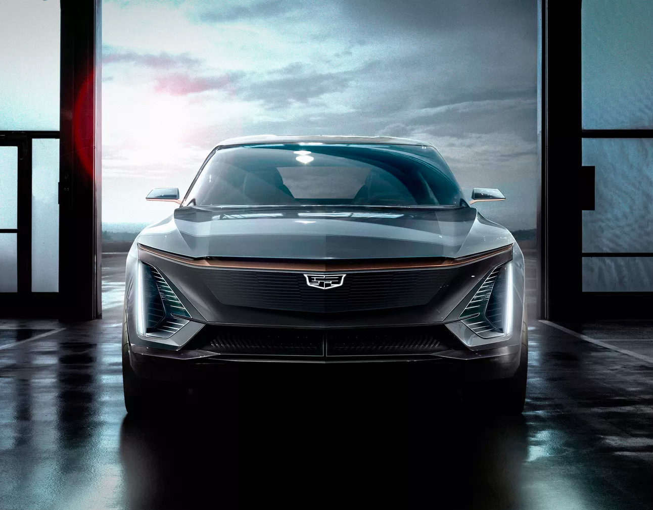 Cadillac is Working On an All-Electric Crossover at werd.com