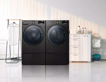 LG Introduces Bigger, Better TwinWash Laundry Appliances